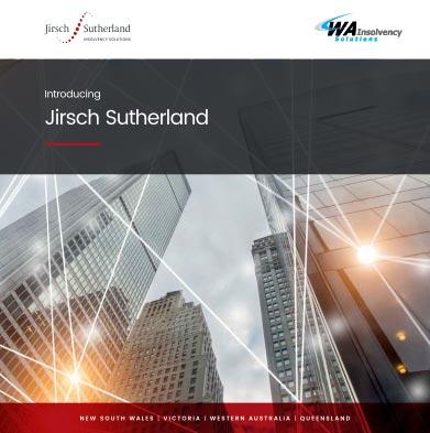Jirsch WAIS Brochure